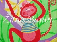 opica-z-bananami