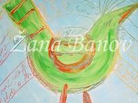 Zelena ptica