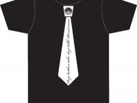 Unikaten avtorski dizajn majice Kvintet Pirnat
